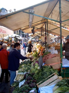 Venetian food market