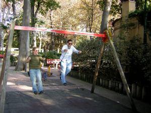Playground in Venice